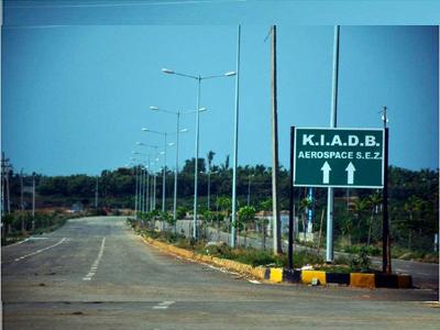 KIADB Hardware Park,Devanahalli Industrial Area, Bangalore
