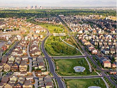 Stapleton, Denver, USA